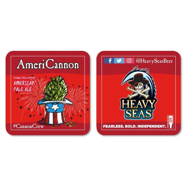 AmeriCannon Coaster