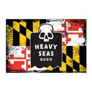 Heavy Seas Flag
