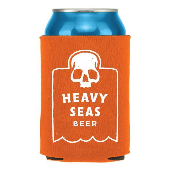 Heavy Seas Coozie - Orange
