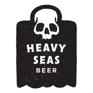 Heavy Seas Sticker