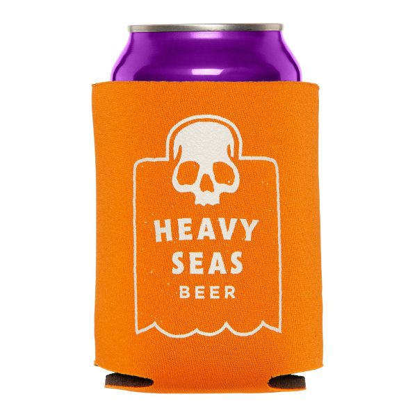 Heavy Seas Coozie - Orange