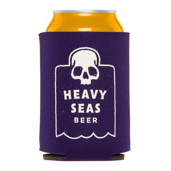 Heavy Seas Coozie - Purple